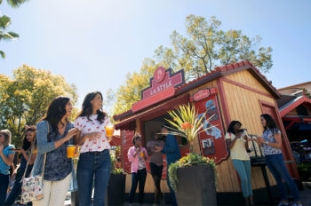 Disney California Adventure Food & Wine Festival Stirs in the Key Ingredient of Storytelling to Create a Uniquely Disney Experience