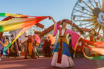 Disneyland Resort Welcomes the Year of the Mouse with a Limited-Time Lunar New Year Event, Jan. 17 to Feb. 9, 2020