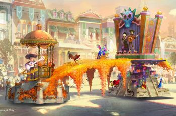 Disneyland Resort Debuts all-new 'Magic Happens' Parade Feb. 28, 2020, with Magical Moments from Beloved Disney and Pixar Stories including 'Frozen 2,' 'Coco,' 'Moana' and More