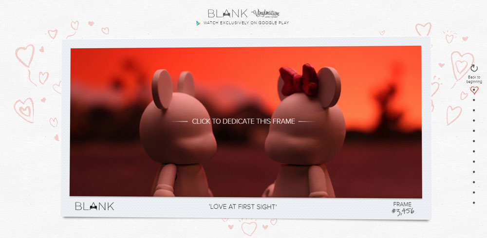 Disney Interactive and Google Launch 'Blank: A Vinylmation