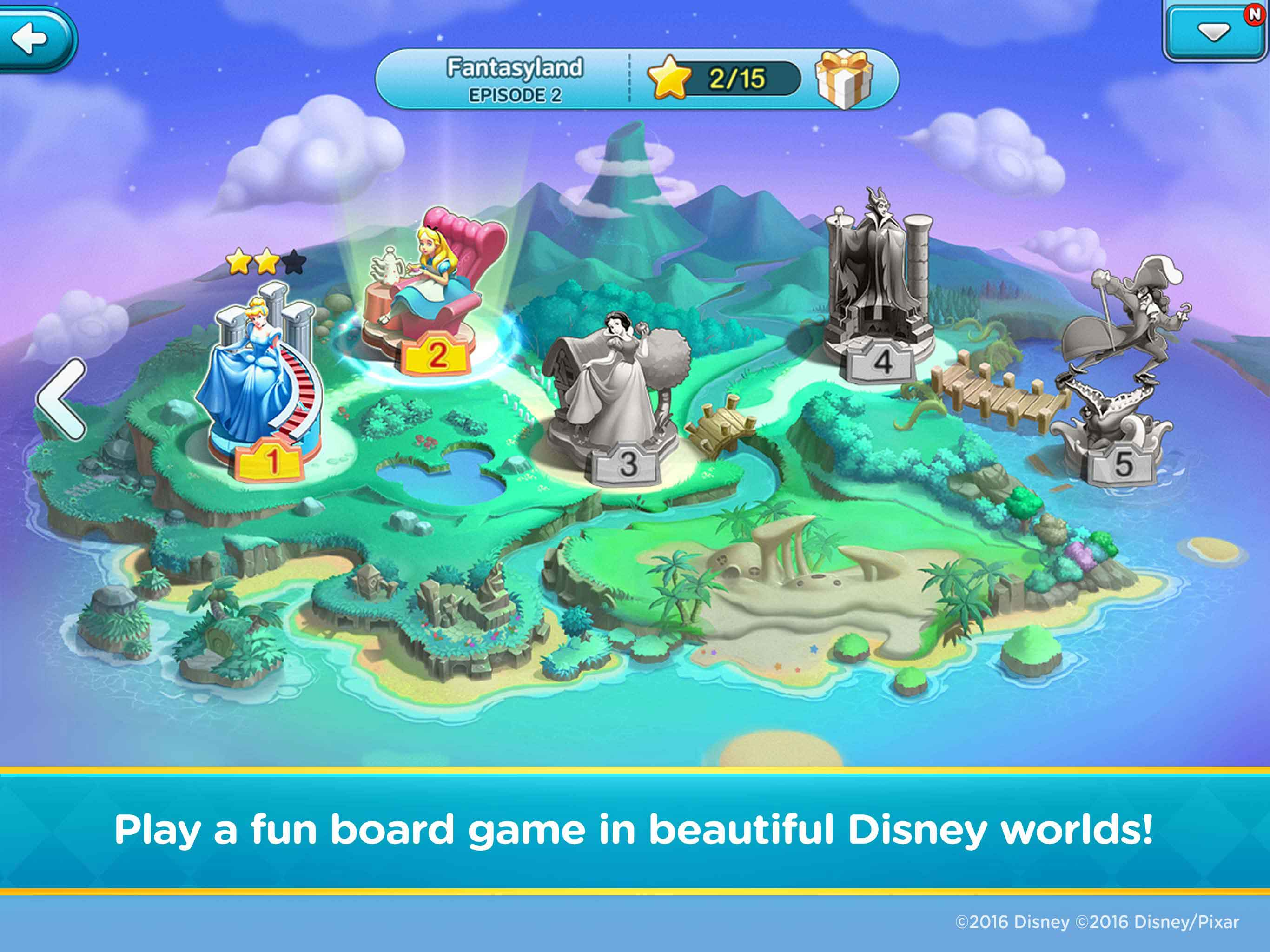 Disney Magical Dice Now Live Globally In Countries - Countries of the world game
